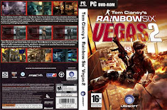 Tom-Clancy's Rainbow Six Vegas 2 1DVD RM10