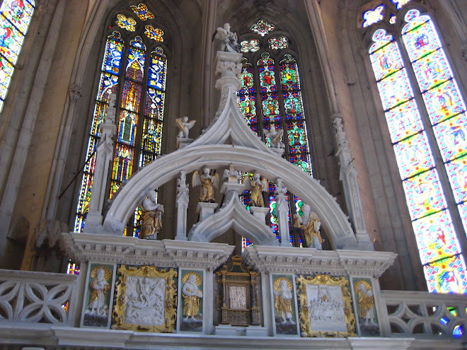 naumburg dom oltár
