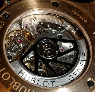 calibre HUB4100 Hublot 7750