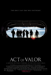 Act of Valor (2012) BluRay 720p 700MB
