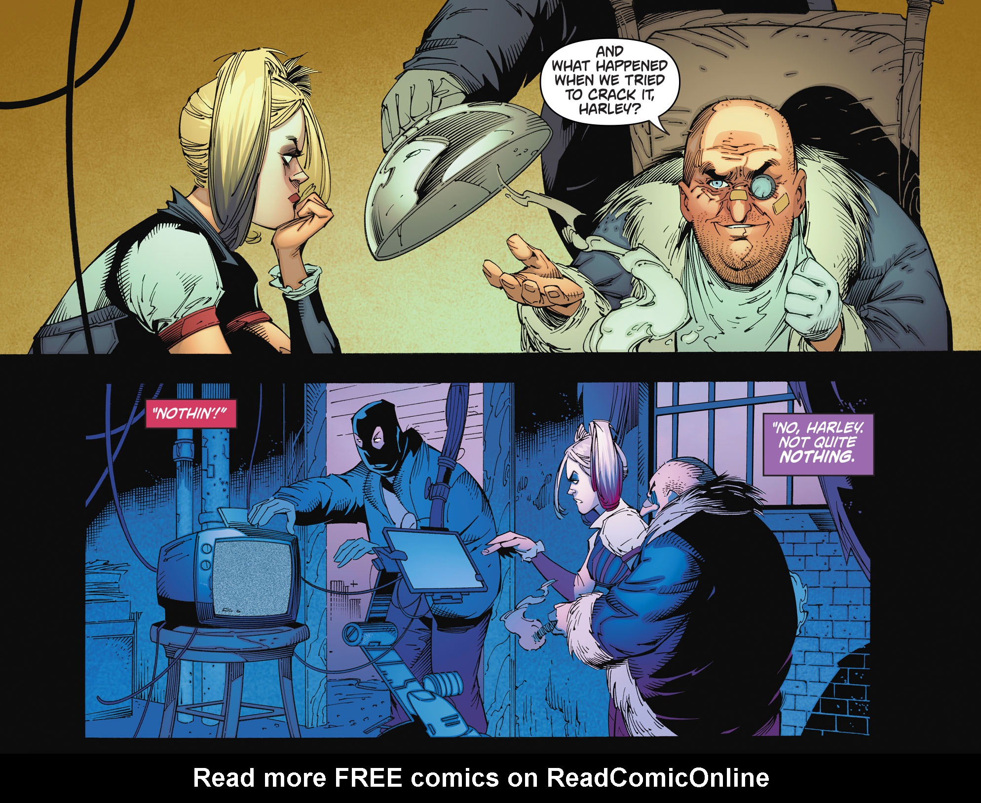 Batman: Arkham Knight [I] Issue #11 #13 - English 5