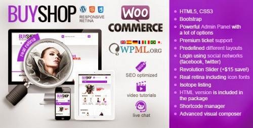 BuyShop v.1.0.16 - Responsive WooCommerce WordPress Tema