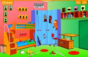 YoopyGames Escape from colorful house