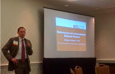 Protocol Officer, Global Ties US, National Meeting