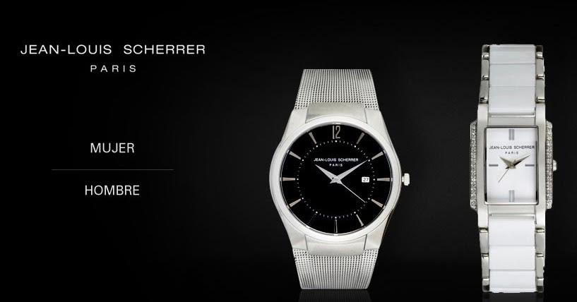 Oferta jean louis scherrer relojes de dise o al mejor - Relojes de diseno ...