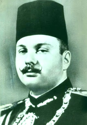 King Farouk of Egypt and the song