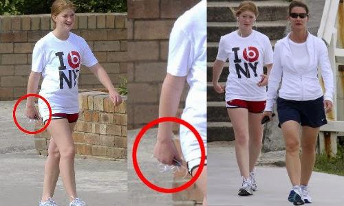 Bill Gates Daughter Seen With iPhone - Redsn0w Jailbreak 8 ...