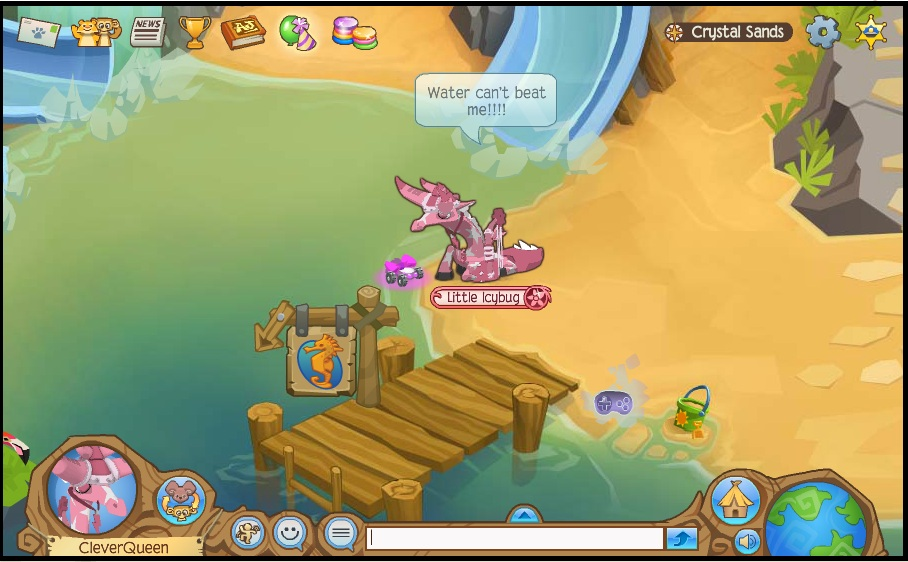 The Animal Jam Firefly thumb