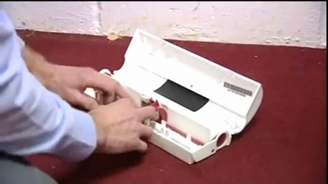 Piège à souris high tech, Radar Rentokil trappe infrarouge électronique au monoxyde de carbone