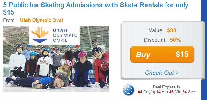 Ice skate deals
