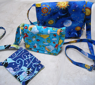 Travel Purse, Adventure Bag, and Journey Purse