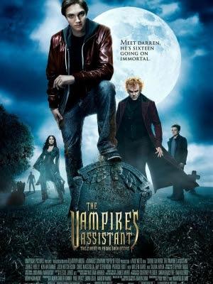 Trợ lý Ma Cà Rồng-Vampire's Assistant
