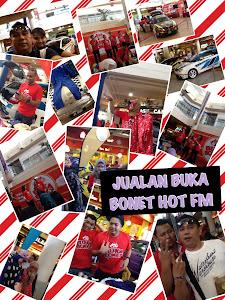 Jualan BUKA BONET HOT FM