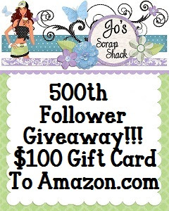 500th Giveaway RePost!
