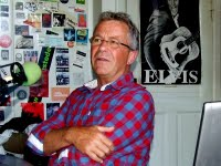 Verdensmusik på Roskilde '16 med booker Peter Hvalkof. 16. juni 2016