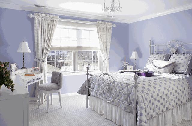 Девчачья спальня