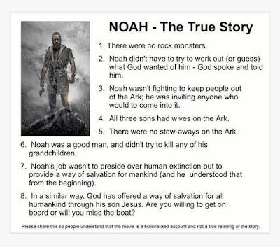 Noah the ark
