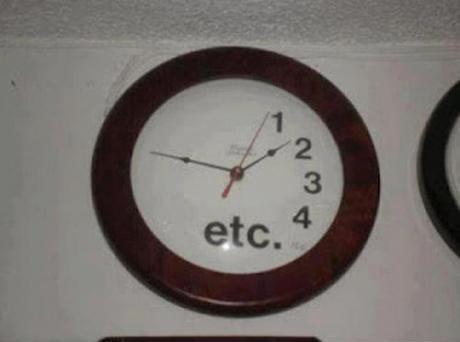 Lazy Clock