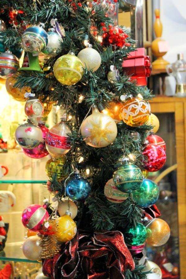 Vintage Ornaments #vintage #christmas #ornaments