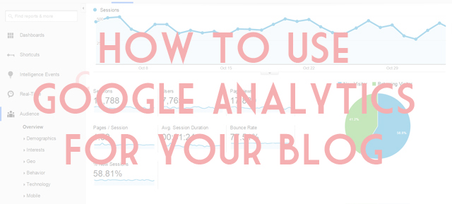 how to use google analytics for instagram