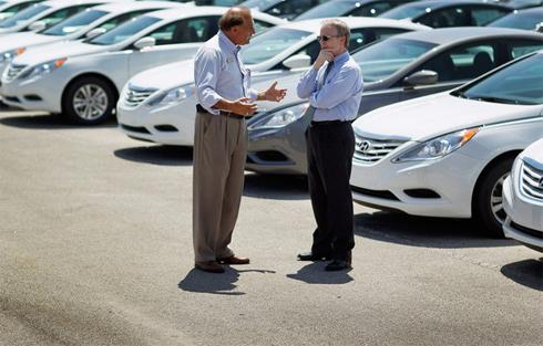 Tự thú của người bán xe: Bí ẩn bên trong đại lý