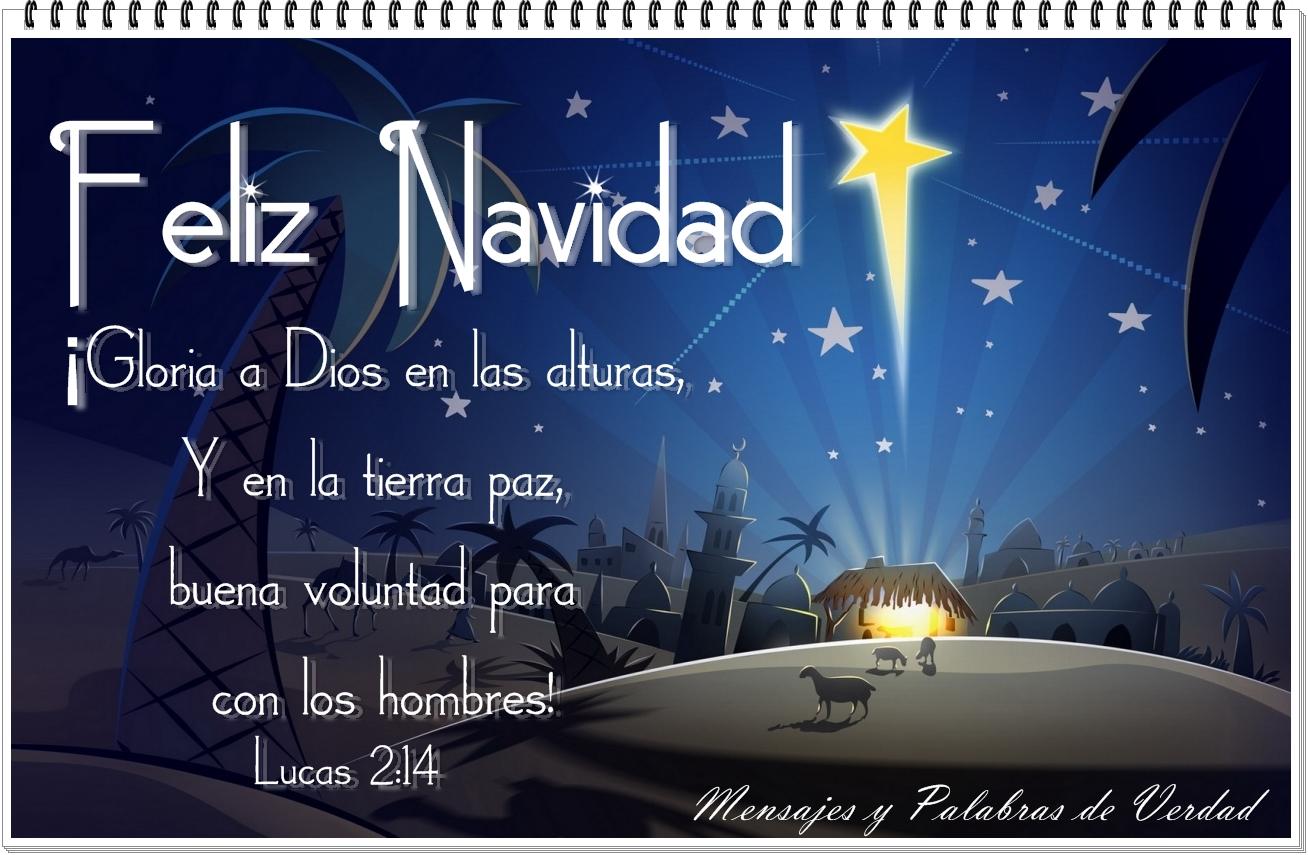 Nacimiento de jesus feliz navidad the - Felicitaciones de navidad cristianas ...