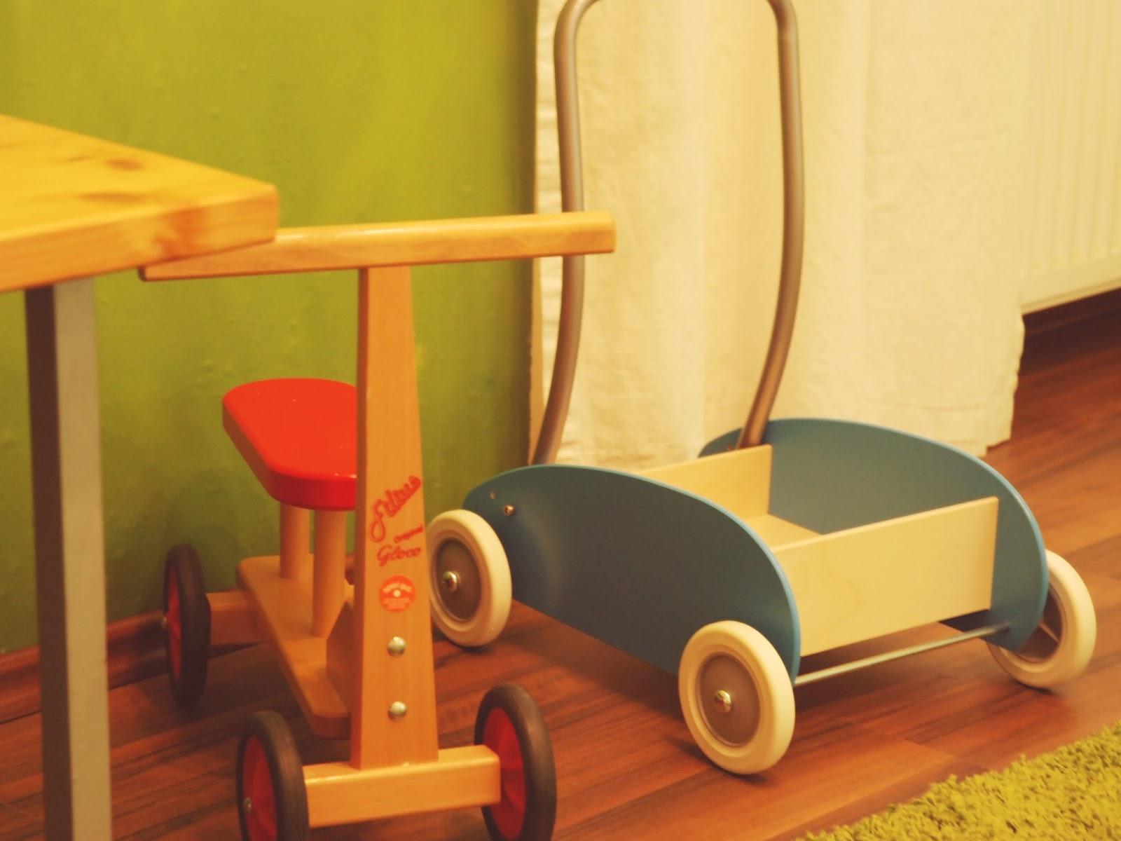 Wunschkind   herzkind   nervkind: unser spielzimmer