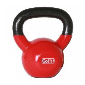 15 lb Kettlebell-Training DVD