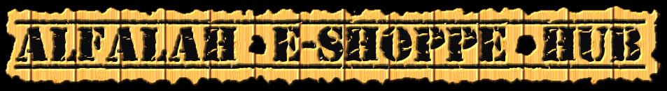 ALFALAH E-SHOPPE HUB