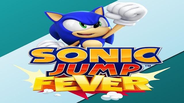 Sonic Jump Fever v1.5.3 Apk Mod [Dinero / Anillos]