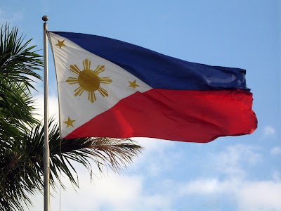 philippine flag and independence day