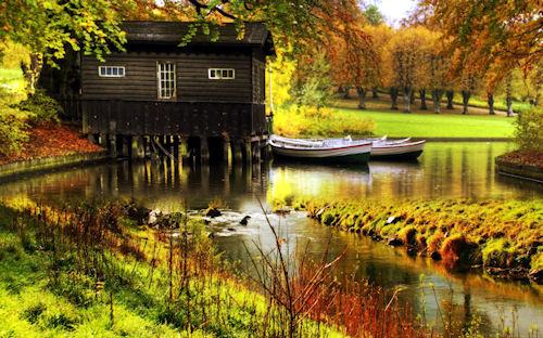 La casa del lago - The house on the lake - La maison du lac