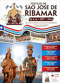 FESTEJO DE SÃO JOSÉ DE RIBAMAR 2014