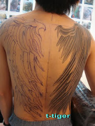 tattoo wing