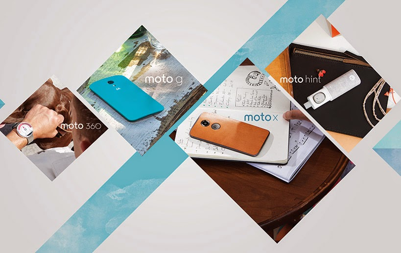 Motorola Gives You the Power to Choose with New Smartphones, Wearables and Accessories