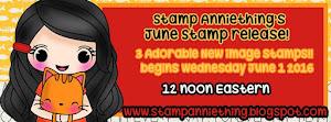 SAT June Stamp Release