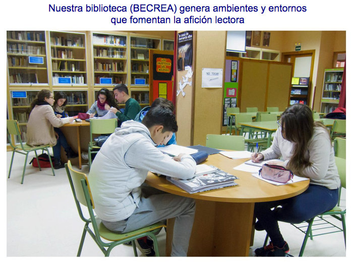 Nuestra biblioteca