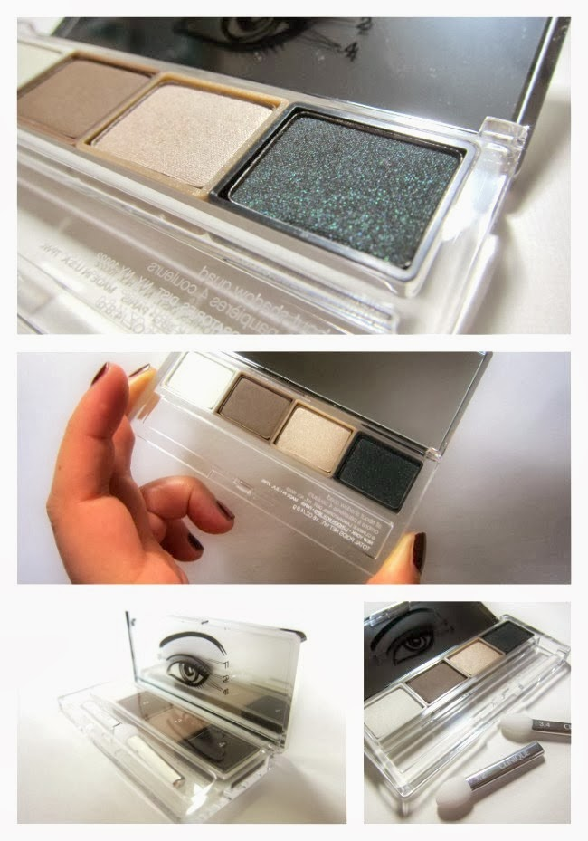 Clinique eyeshadow palette Jenna's Essentials