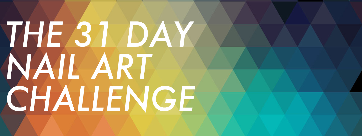 The 31 Day Nail Art Challenge Faq And More Information Chalkboard
