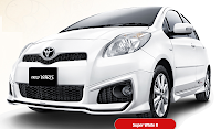 promo toyota all new yaris