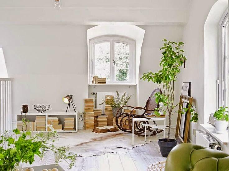 Cosas de casa las plantas como complemento de decoraci n for Cosas de casa decoracion