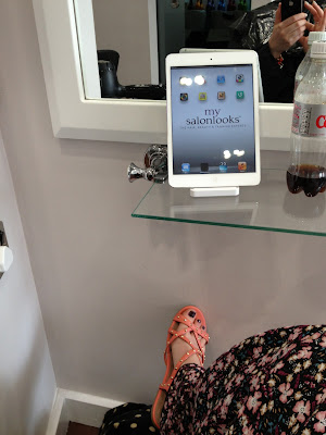 mysalonlooks Hove : iPad