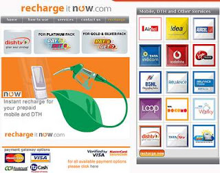 Recharge it now login | Rechargeitnow.com login