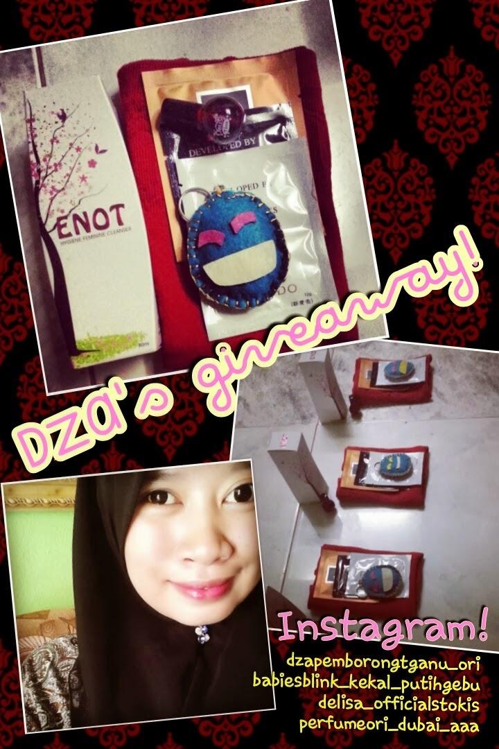 http://sayamintakmaaf.blogspot.com/2014/02/dza-giveaway.html