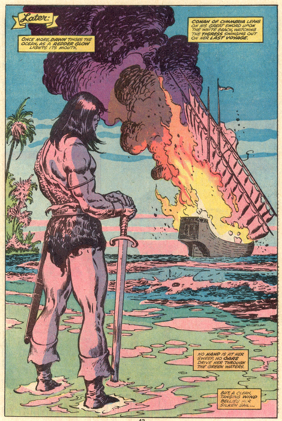 Conan the Barbarian (1970) Issue #100 #112 - English 33