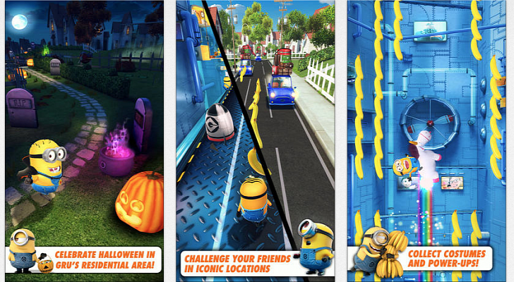 Game Minion Rush Untuk Windows | Windows Phone