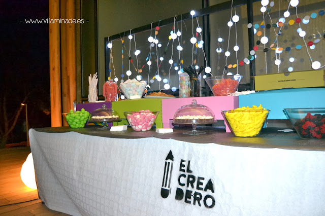 Candy bar El Creadero