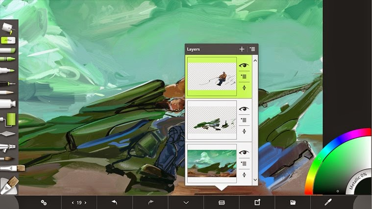 artrage touch windows techmix