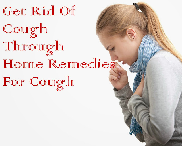 how to get rid of flu cough