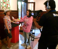 Feature in BC TV - Surabaya